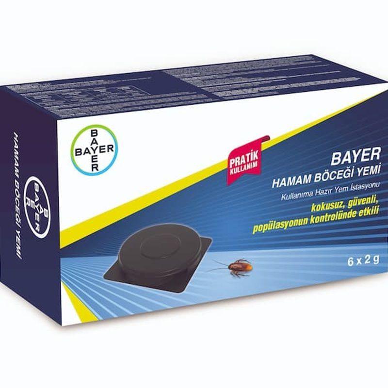 Bayer Hamamböceği Yem İstasyonu